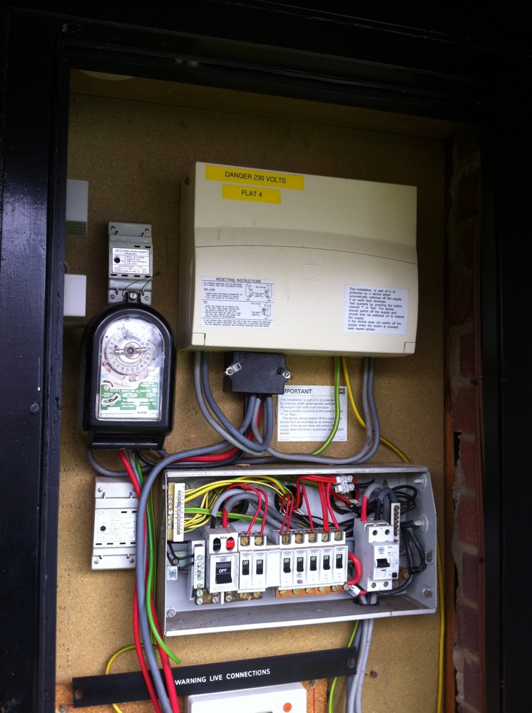 image showing Electrical Installation Services for Householders in the Thames Valley