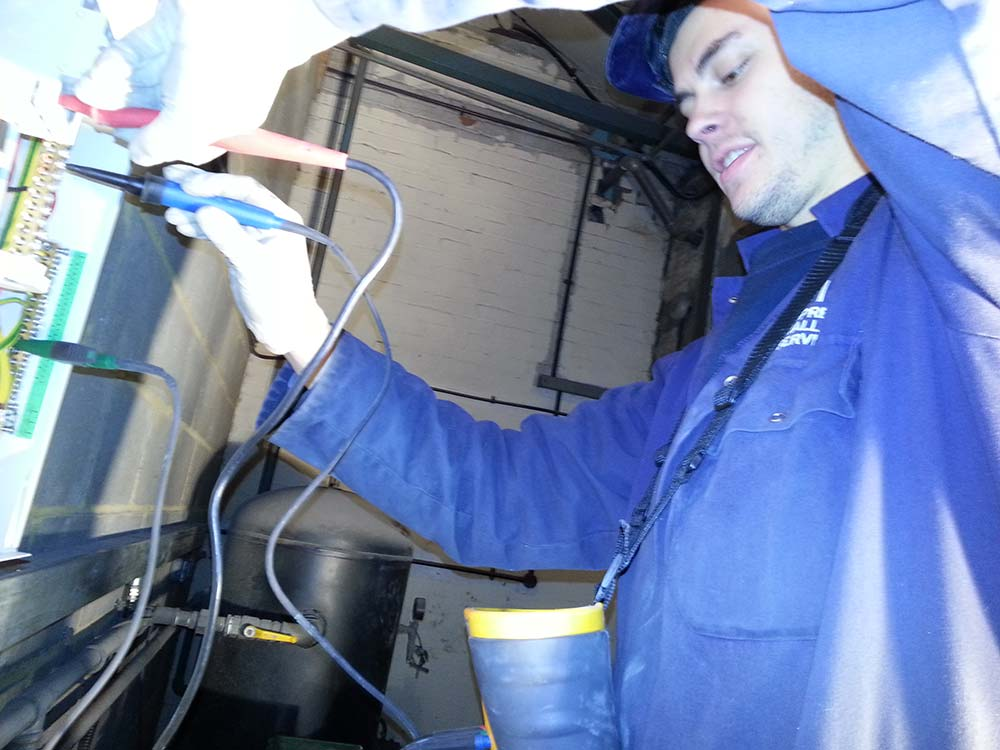 image showing Electrical Testing, Inspection & Reporting - EICR
