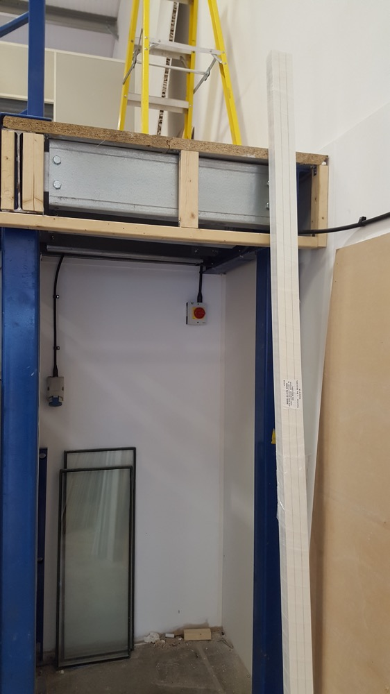 image showing Industrial Electrical Installation in the Thames Valley